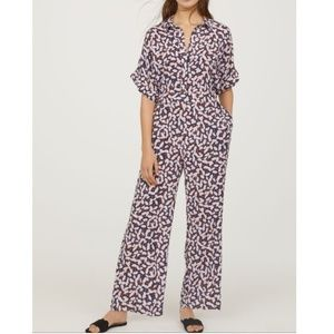 H&M Multicolored Jumpsuit